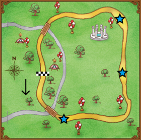 ヘラクレスの丘コース