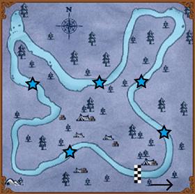 聖なる森コース